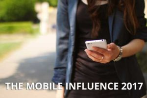 mobile influence 2017