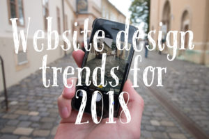 blog 2018 trends